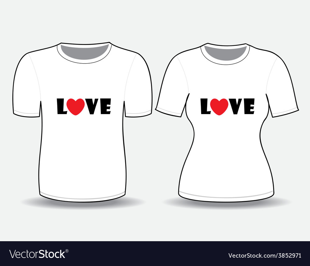 T shirt white template vector | Price: 1 Credit (USD $1)