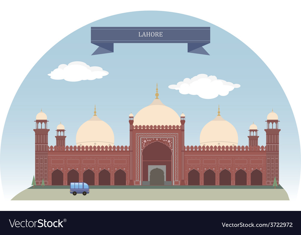 Lahore vector | Price: 1 Credit (USD $1)
