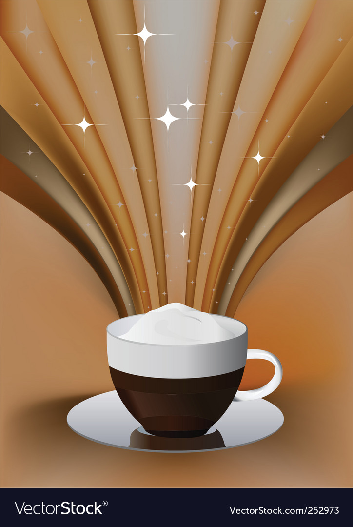 Coffee exposure vector | Price: 1 Credit (USD $1)