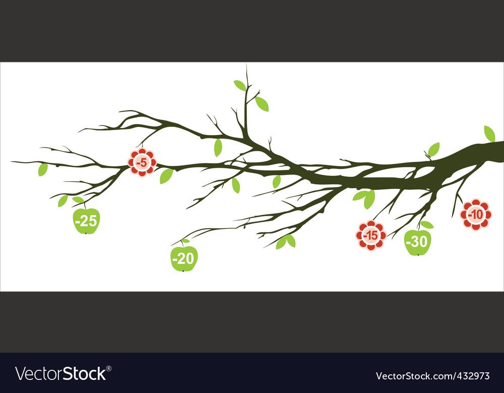 Floral design element vector   Price: 1 Credit (USD $1)