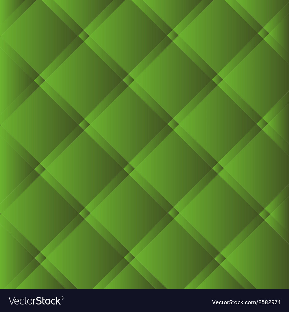 Green checked fabric tablecloth background vector | Price: 1 Credit (USD $1)