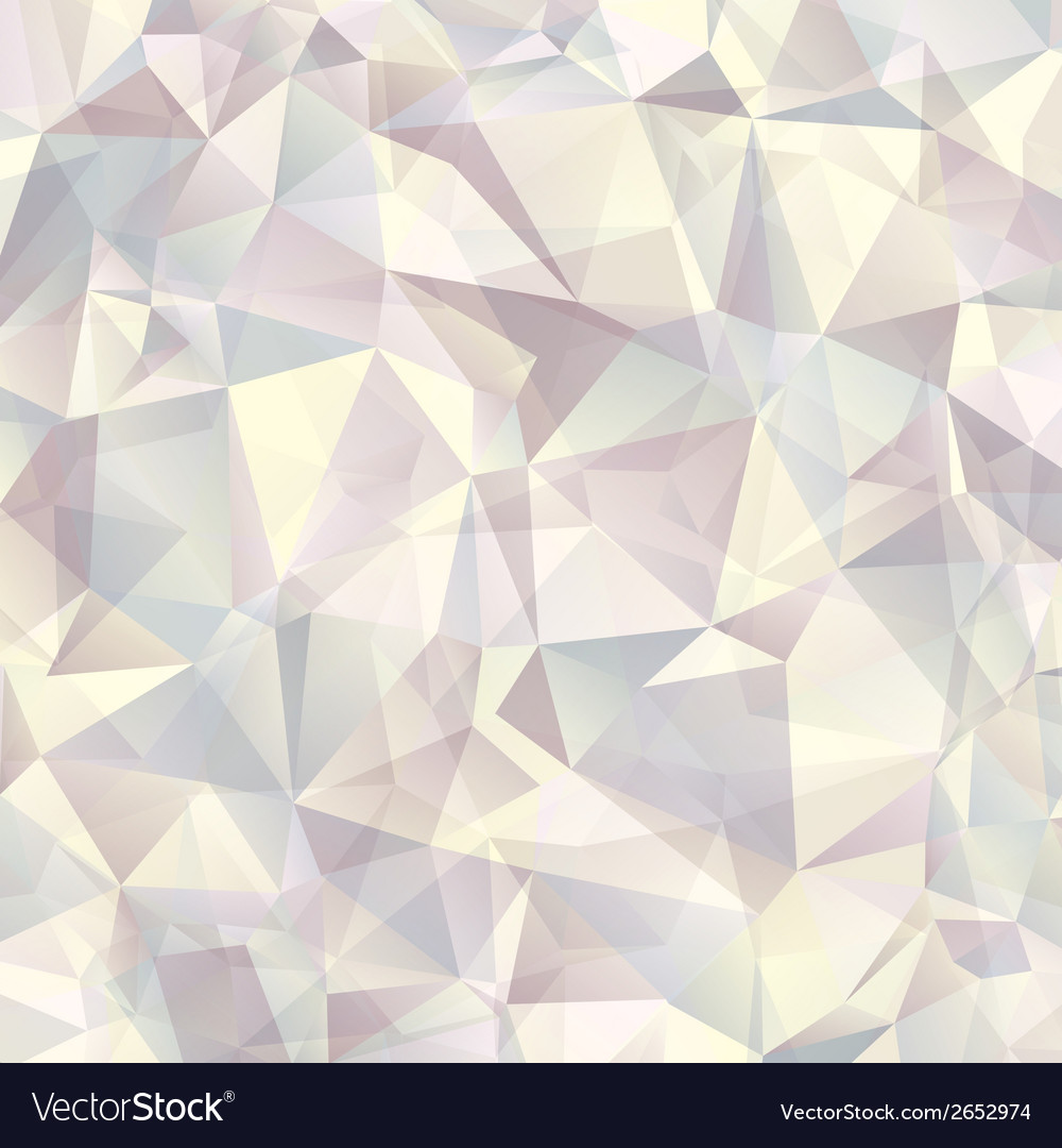 Triangle geometric neutral background vector | Price: 1 Credit (USD $1)