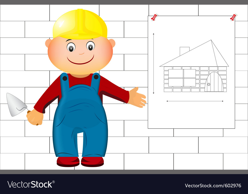 Builder vector | Price: 1 Credit (USD $1)