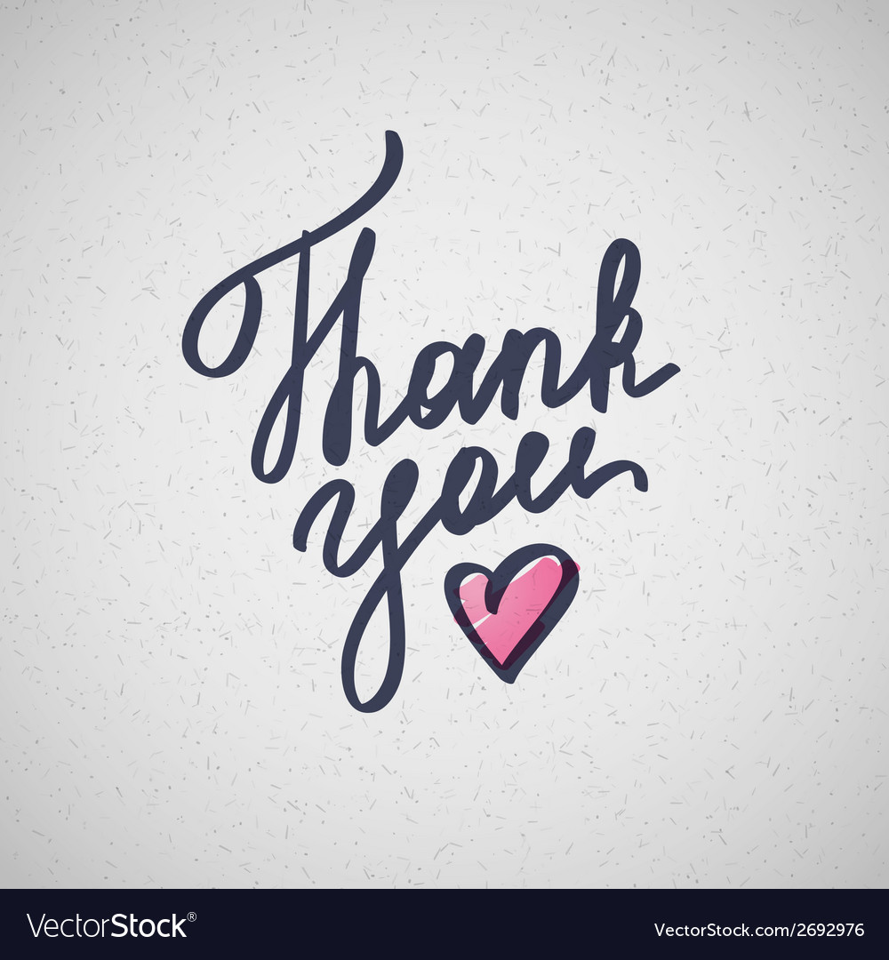 Thank you vector   Price: 1 Credit (USD $1)