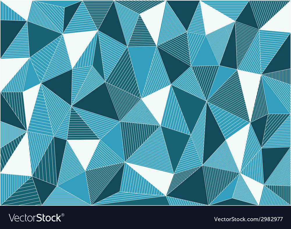 Abstract blue lines background vector | Price: 1 Credit (USD $1)