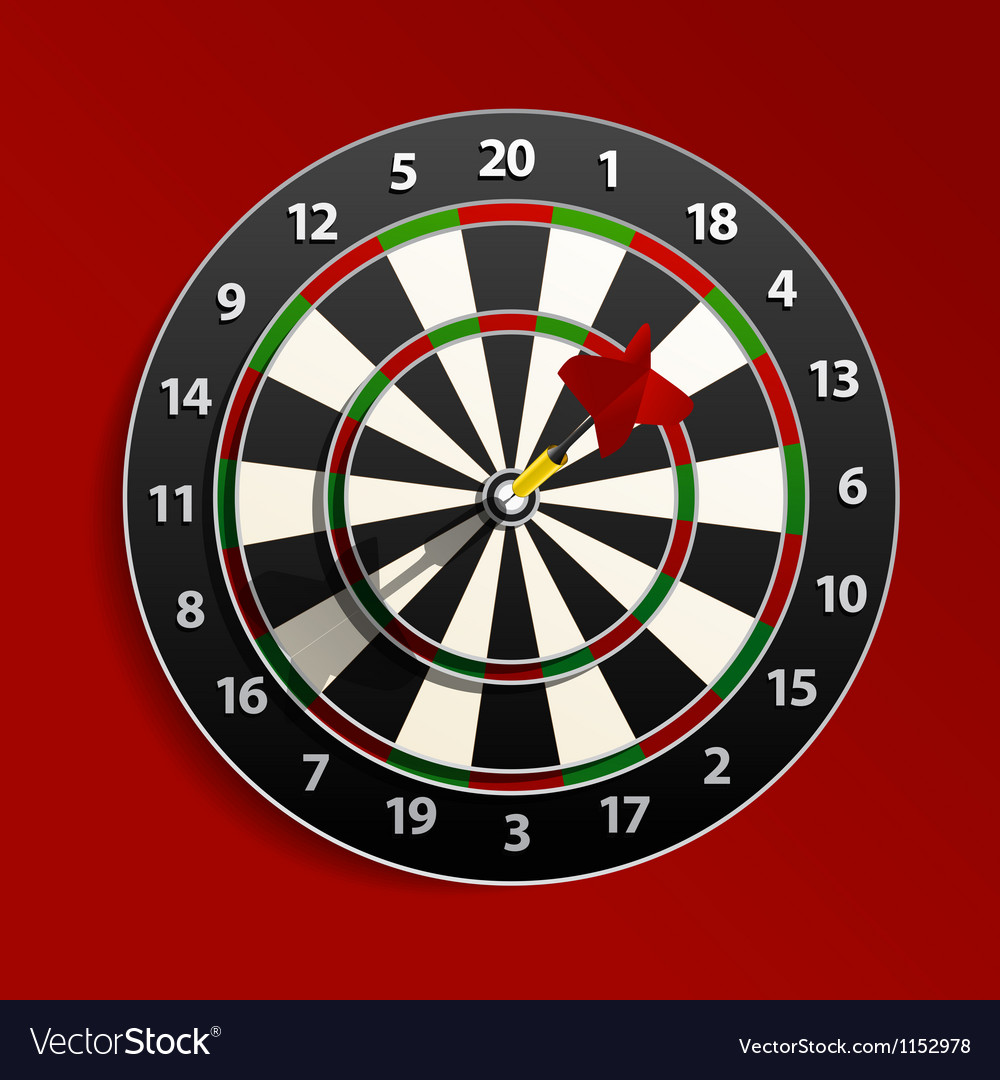 Dart is in the aim vector | Price: 1 Credit (USD $1)