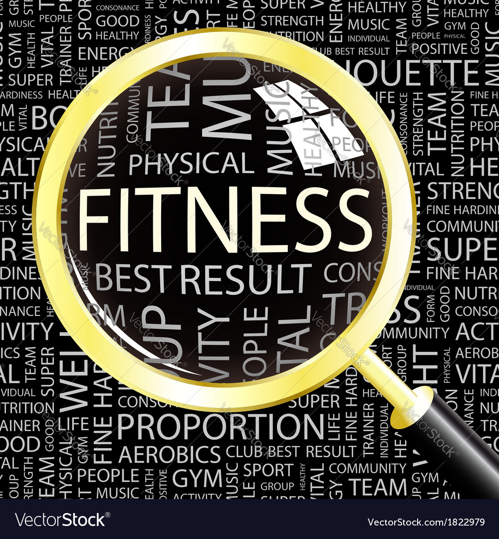 Fitness vector   Price: 1 Credit (USD $1)