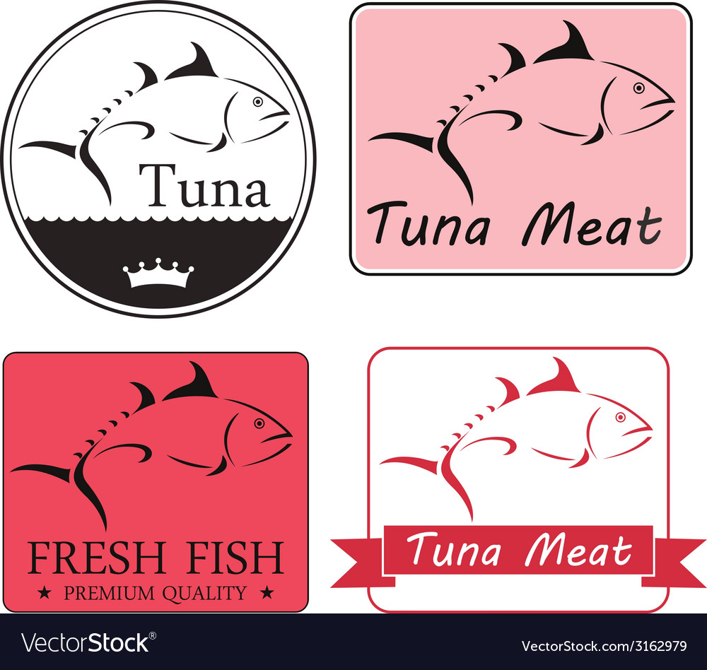 Tuna vector | Price: 1 Credit (USD $1)