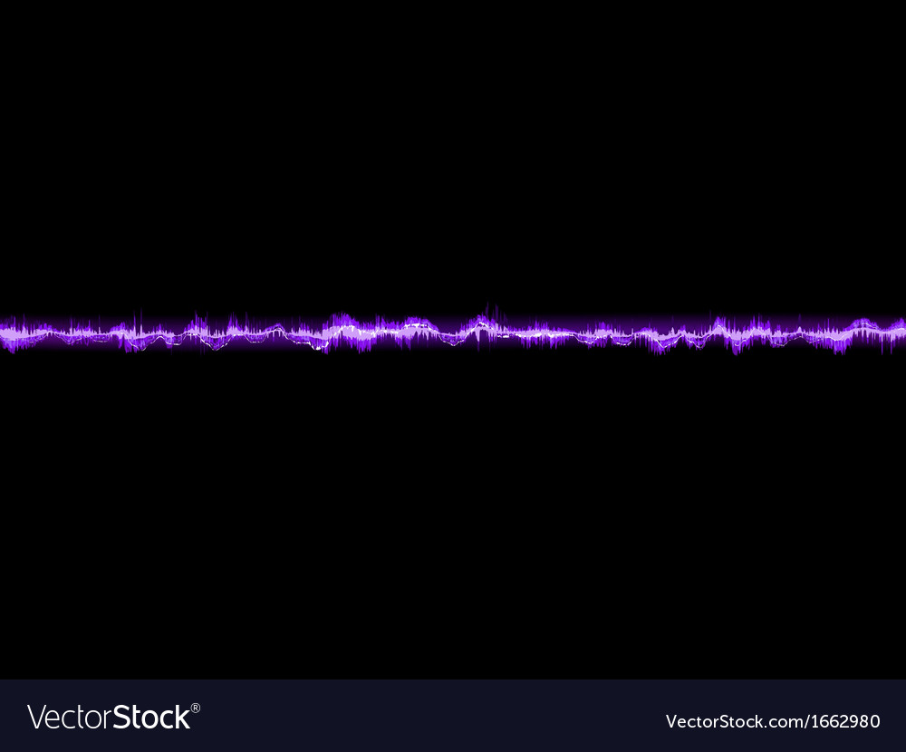 Abstract purple waveform eps 10 vector | Price: 1 Credit (USD $1)