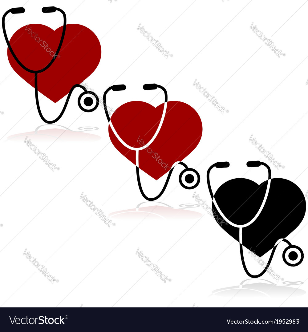 Heart health vector   Price: 1 Credit (USD $1)