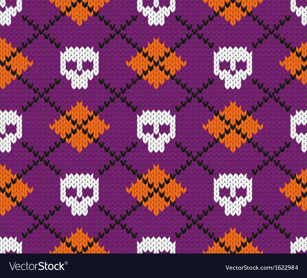 Seamless fabric pattern vector | Price: 1 Credit (USD $1)