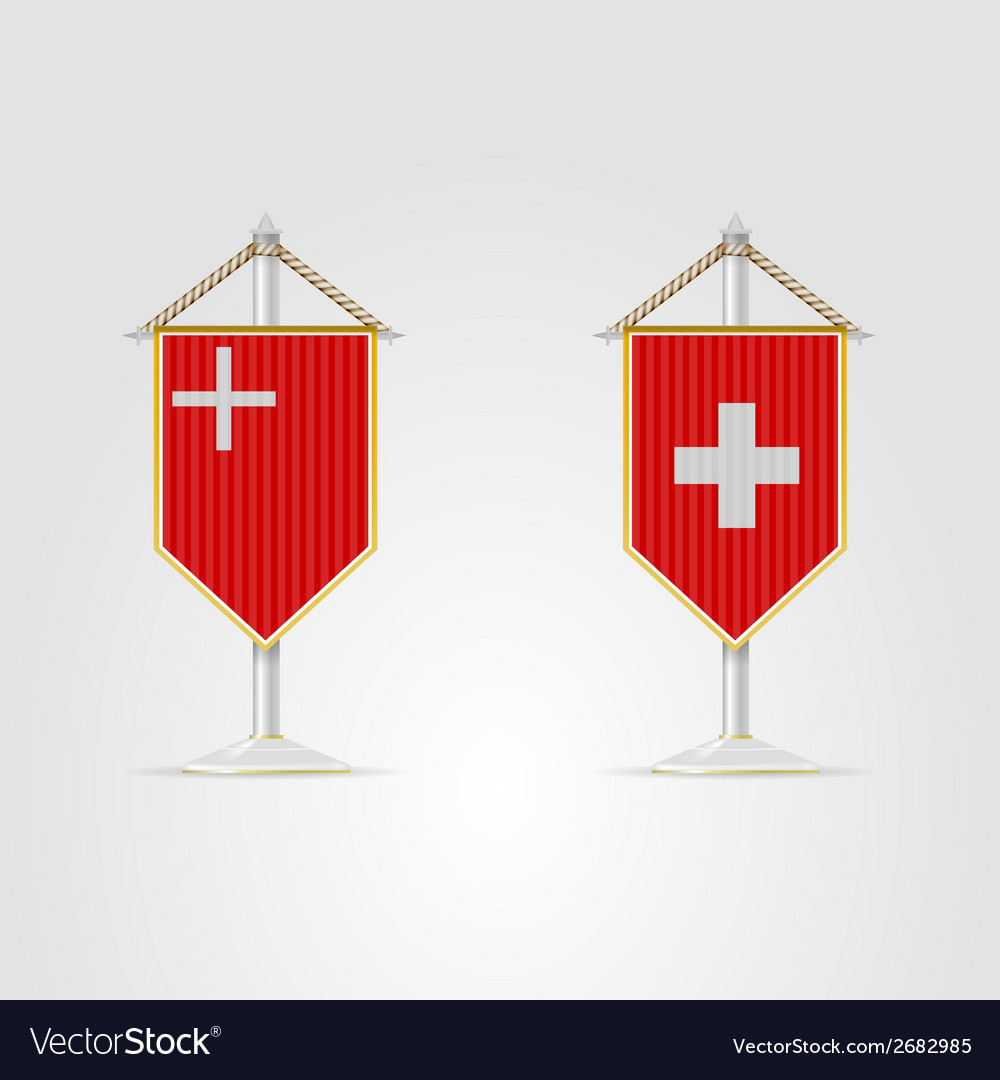 National symbols of switzerland vector | Price: 1 Credit (USD $1)