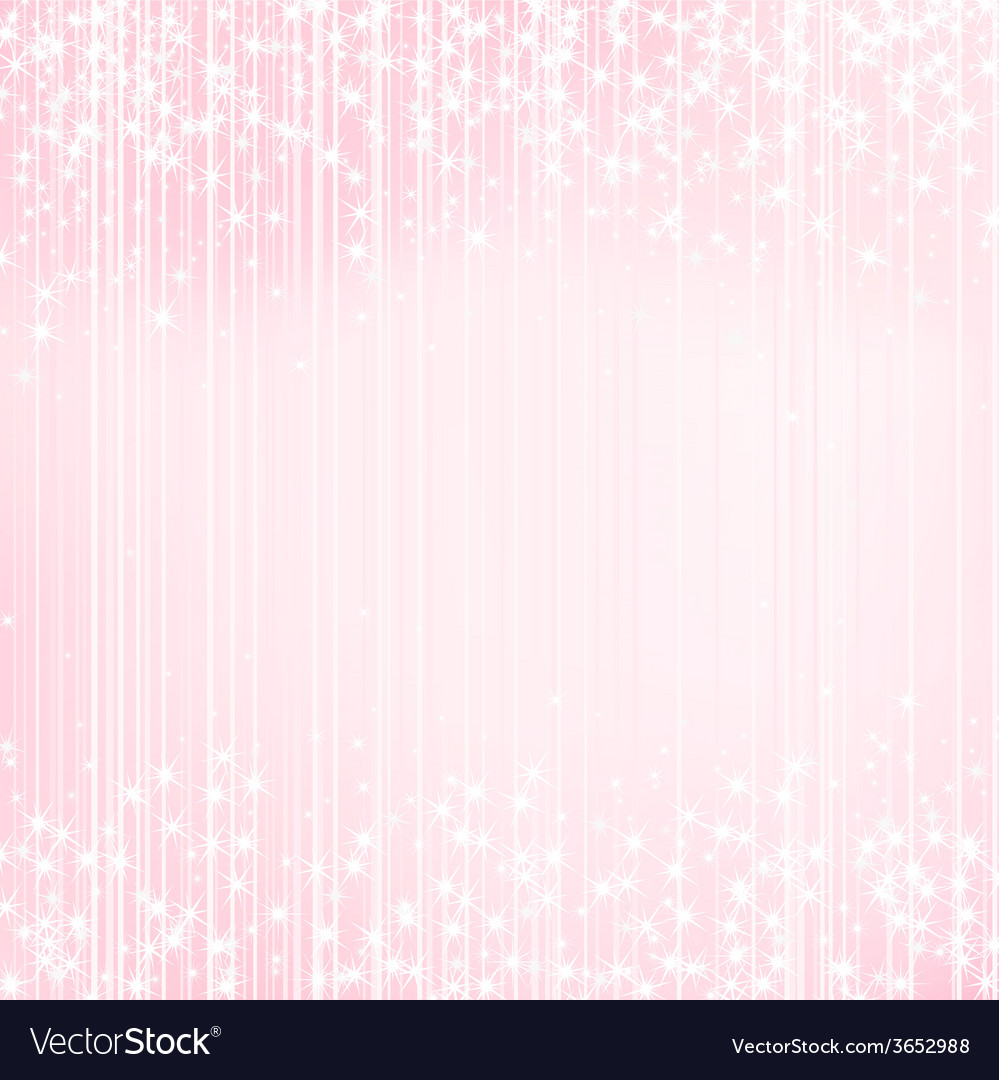 Bright background with stars festive design new vector