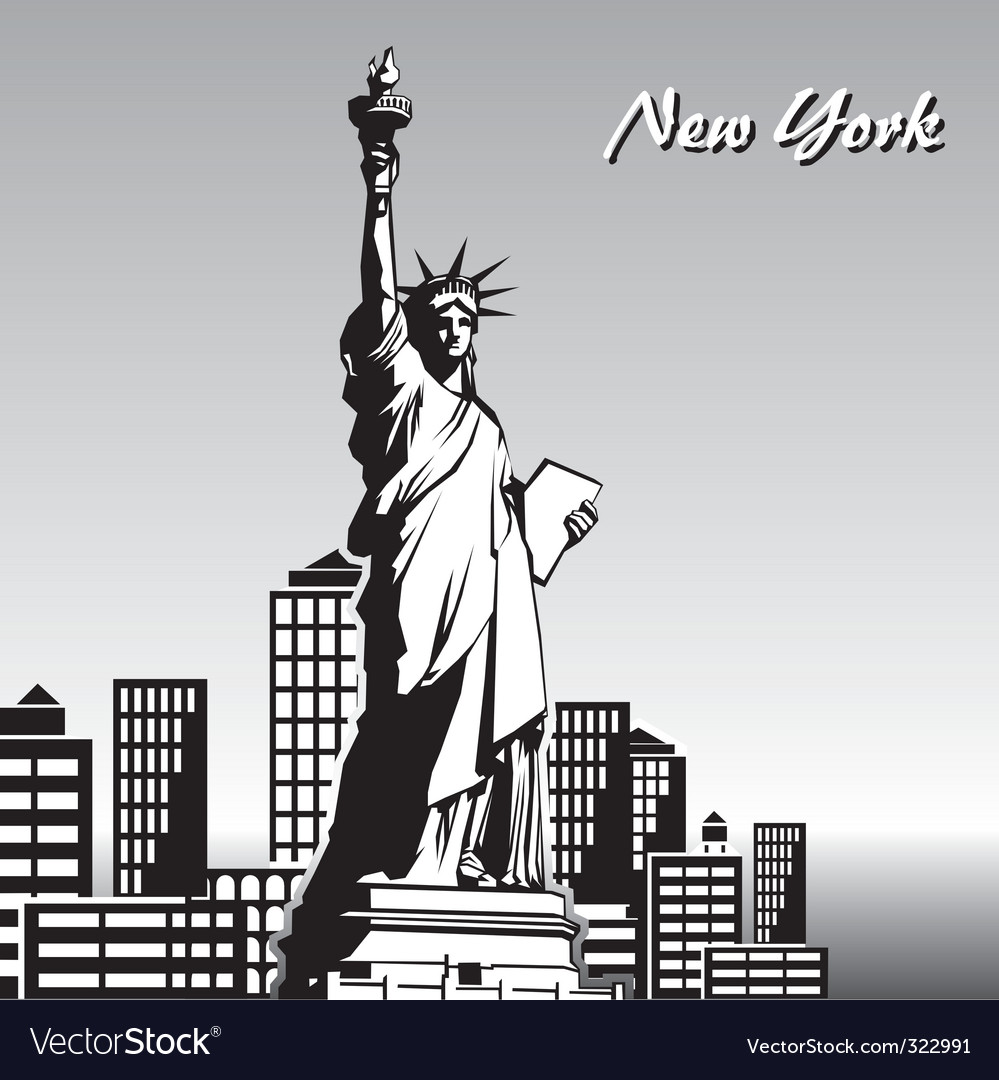 Ney york vector | Price: 1 Credit (USD $1)