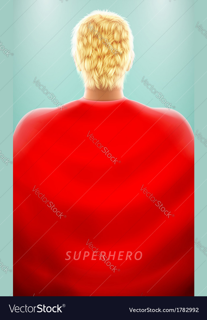Super hero vector | Price: 1 Credit (USD $1)