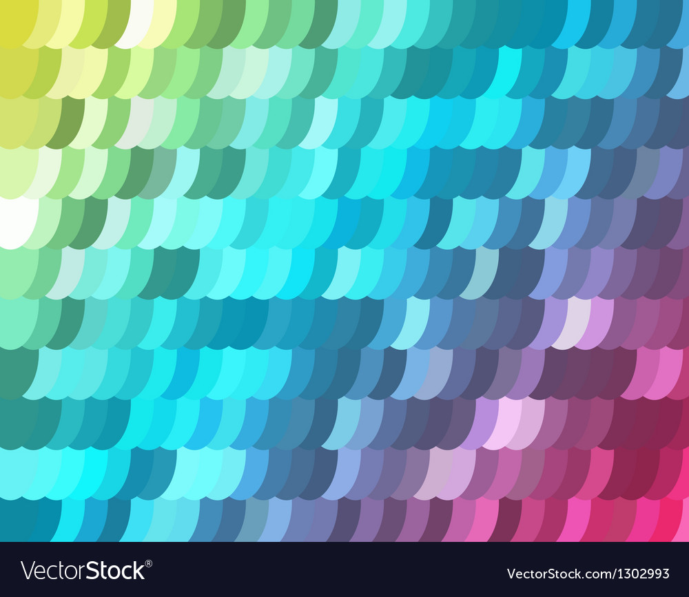 Mosaic background from ellipses vector | Price: 1 Credit (USD $1)