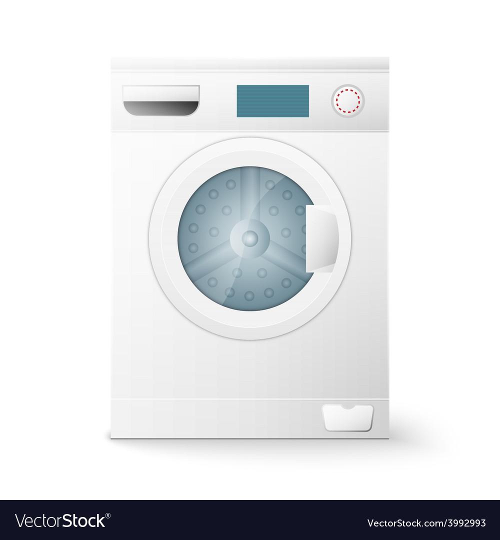 Wash mochine vector | Price: 3 Credit (USD $3)