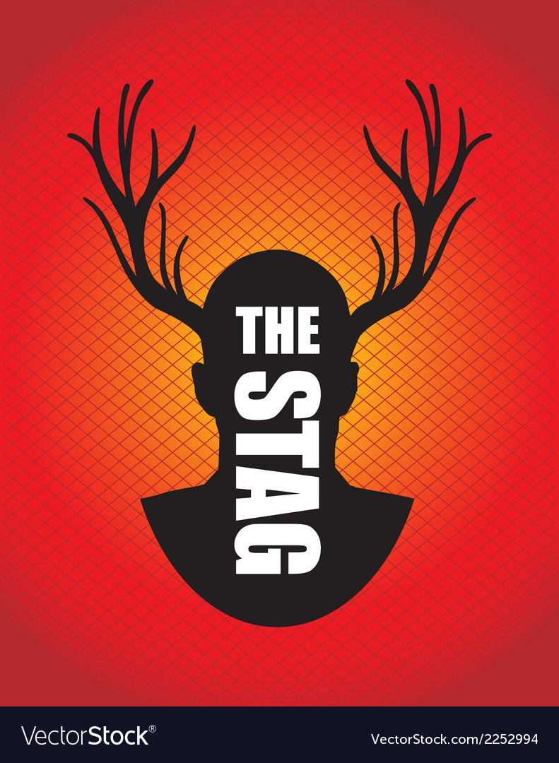 Stag vector | Price: 1 Credit (USD $1)