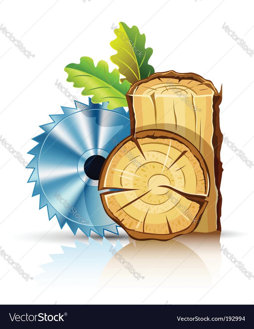 Woodworking industry vector | Price: 3 Credit (USD $3)