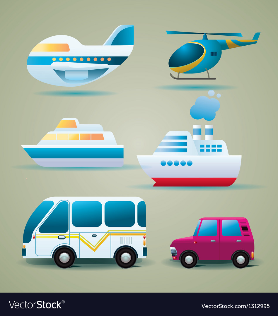 Transportation vector | Price: 3 Credit (USD $3)