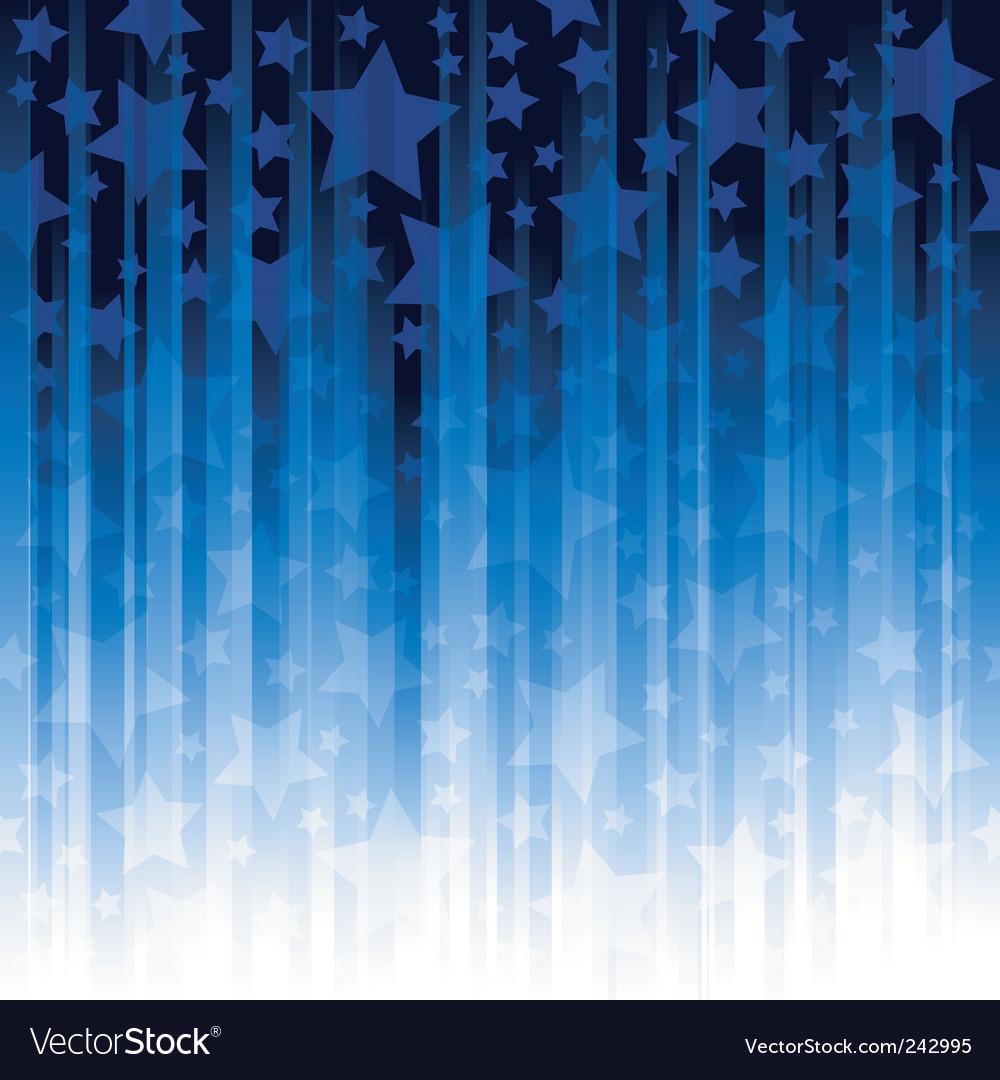 Vertical stripes with stars vector   Price: 1 Credit (USD $1)