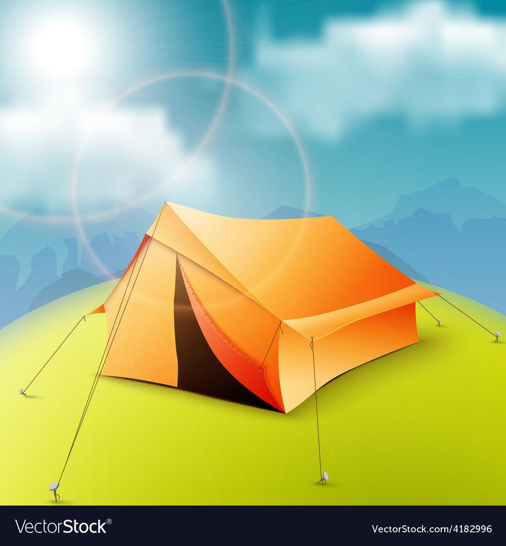 Adventure background vector | Price: 3 Credit (USD $3)