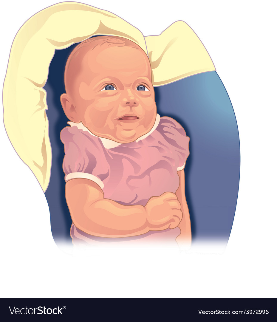 Infant vector | Price: 1 Credit (USD $1)