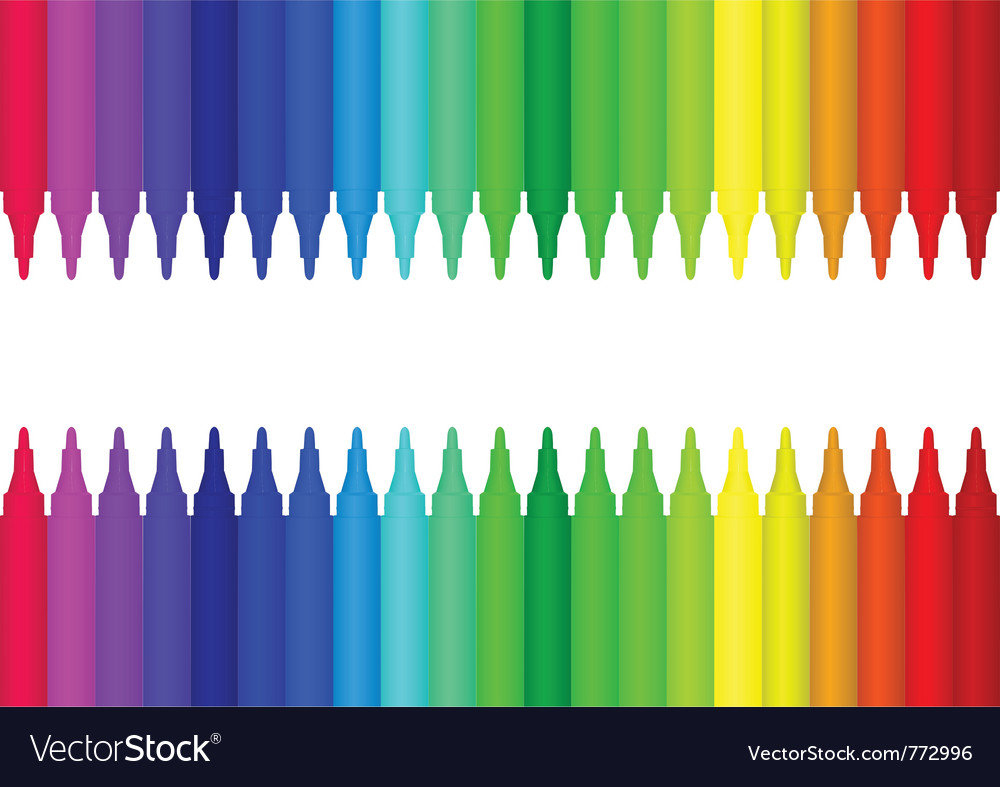 Marker background vector | Price: 1 Credit (USD $1)
