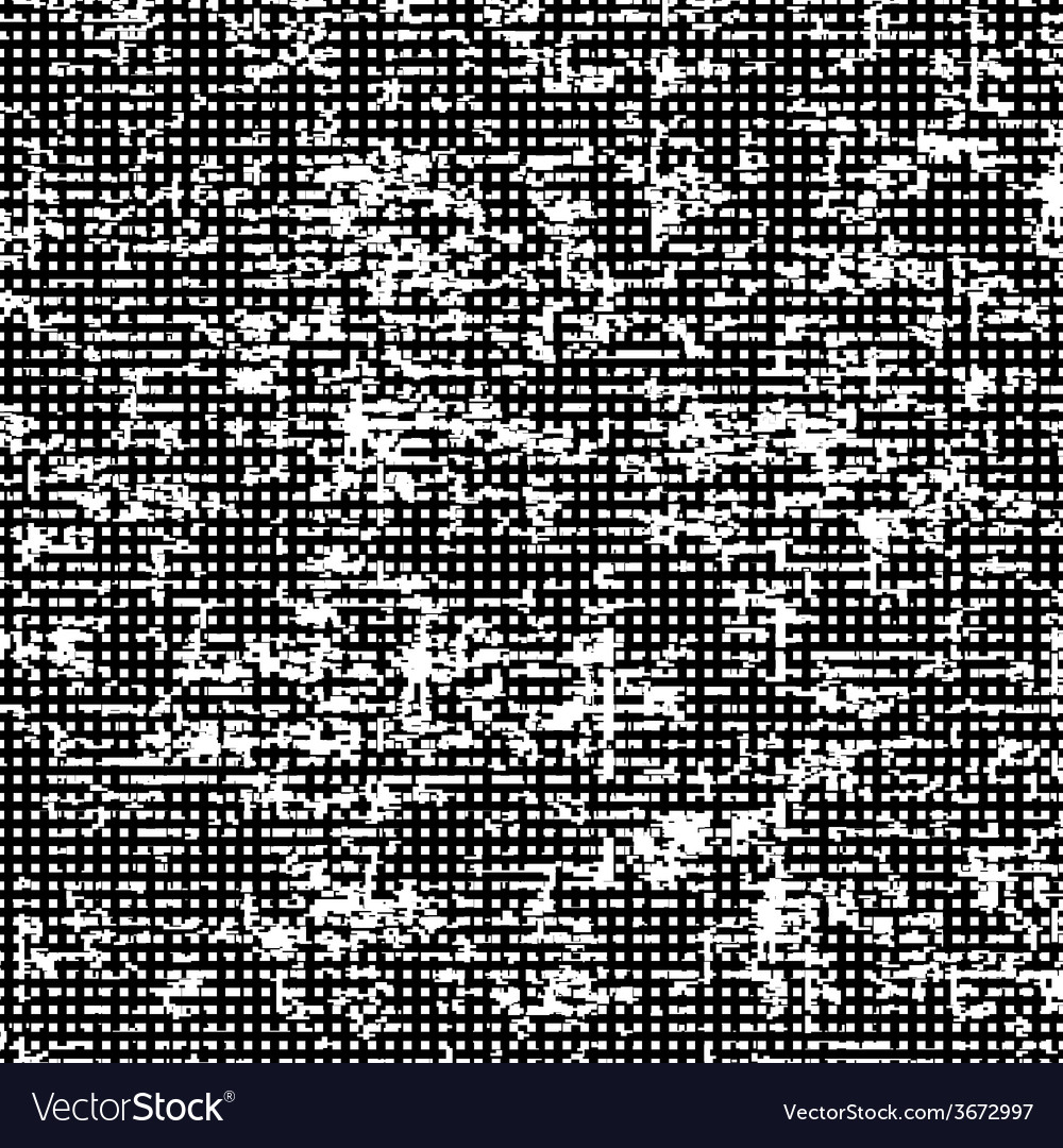 Seamles grunge pattern halftone background vector | Price: 1 Credit (USD $1)