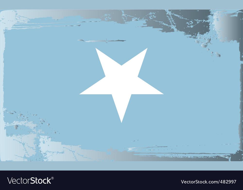 Somalia national flag vector   Price: 1 Credit (USD $1)