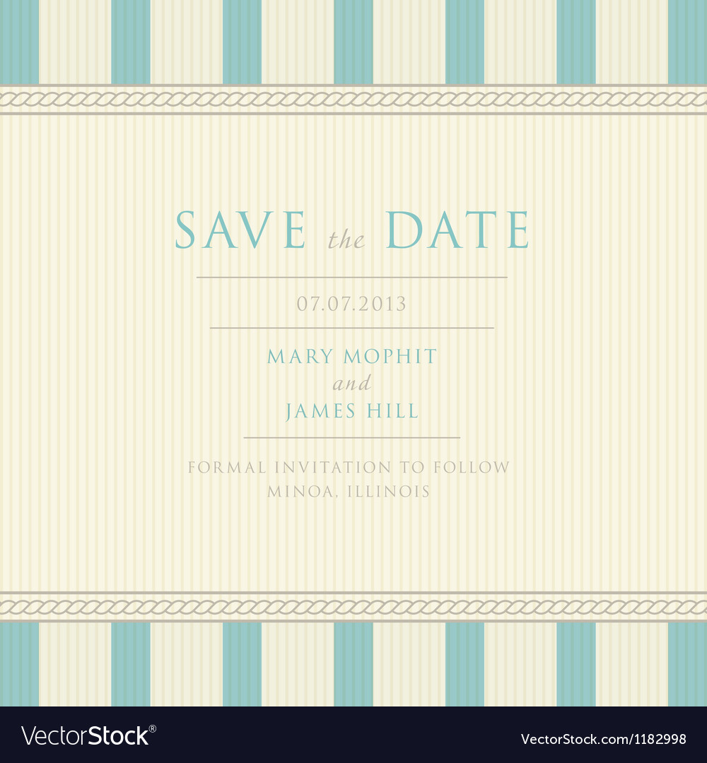 Save date vector | Price: 1 Credit (USD $1)