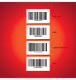 Barcodes vector