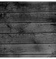 Wood texture natural dark wooden background vector