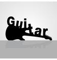 Guitar6 vector