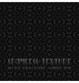 Ornaments background black with text vector
