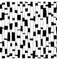 Stylized birch seamless pattern vector
