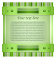 Gray - green background with layout vector