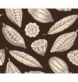 Cocoa pattern vector