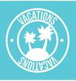 Vacations vector