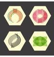 Set elements of a simple design vector