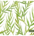 Green leafs vector