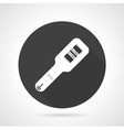 Positive pregnancy test icon vector