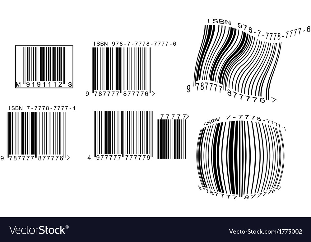 Barcode vector | Price: 1 Credit (USD $1)