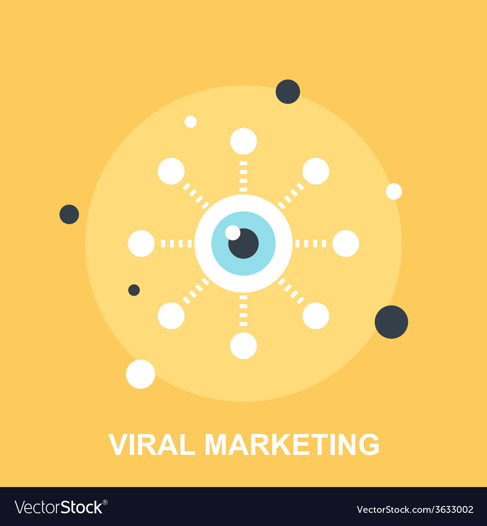 Viral marketing vector | Price: 1 Credit (USD $1)