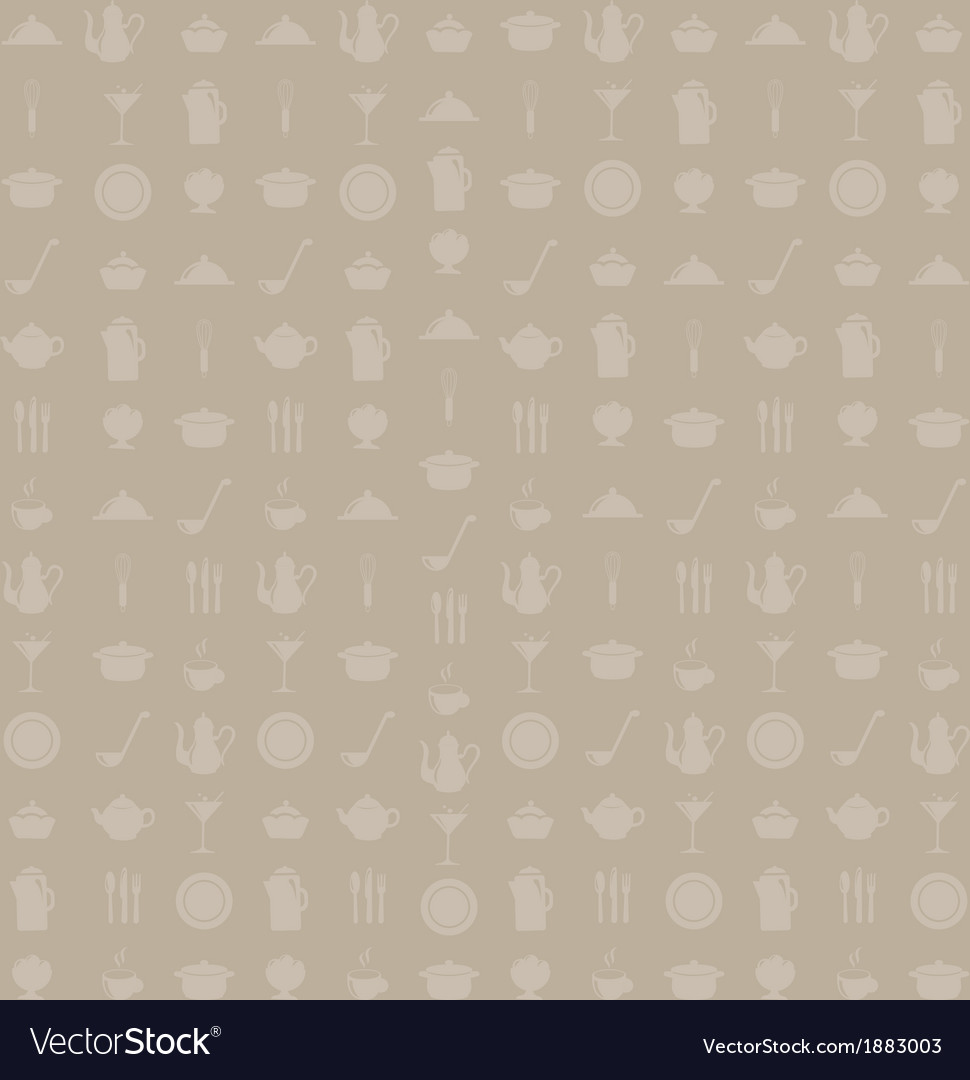 Kitchen background vector | Price: 1 Credit (USD $1)