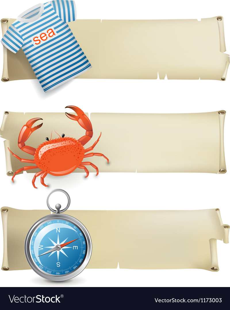 Sea icons2 vector | Price: 1 Credit (USD $1)