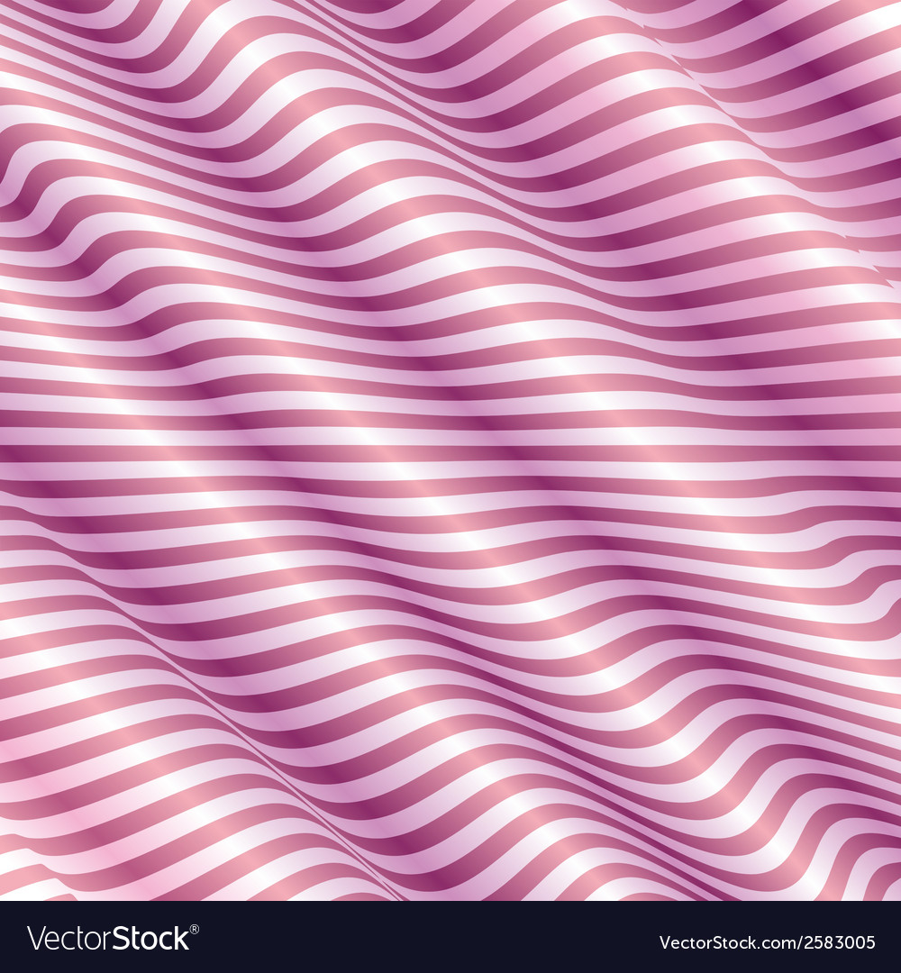 Light pink background with abstract wave vector | Price: 1 Credit (USD $1)