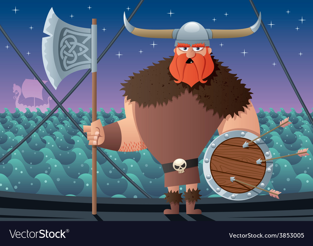 Viking vector | Price: 3 Credit (USD $3)