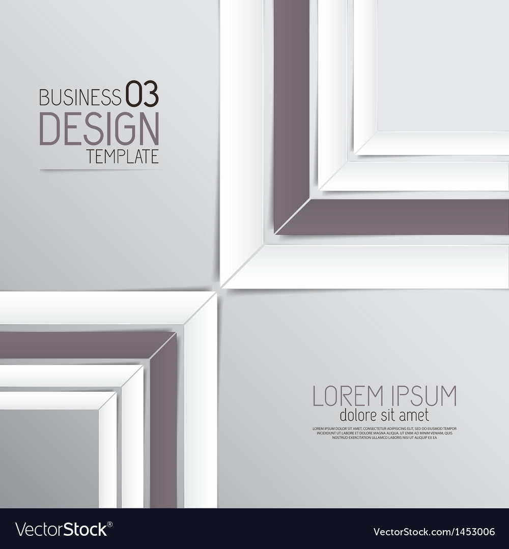 Abstract business design 3 vector | Price: 1 Credit (USD $1)