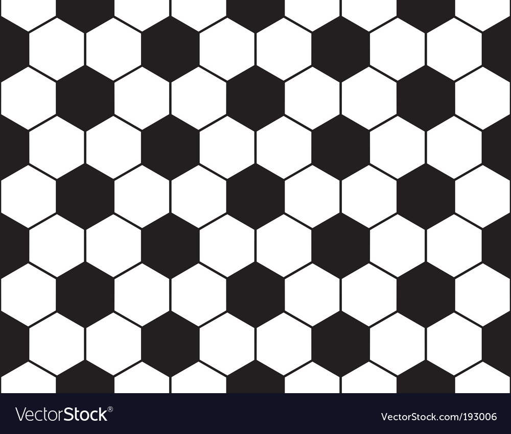 Football pattern vector | Price: 1 Credit (USD $1)